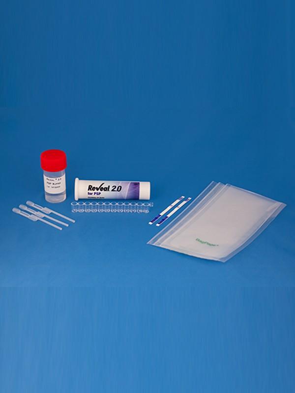 Reveal® 2.0 para PSP (intoxicación paralítica por mariscos)