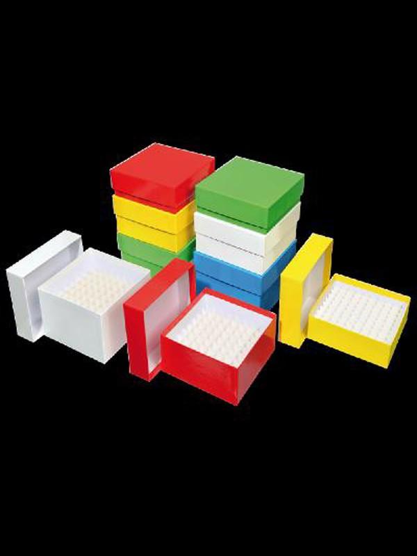 Cajas de almacenaje cryogénicas W-COAT