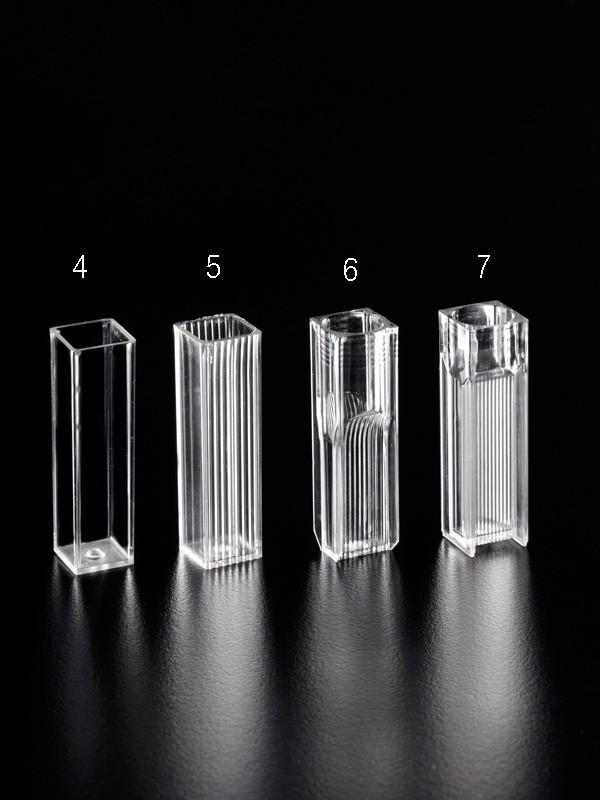 Cubetas para espectofotometría - Especiales UV