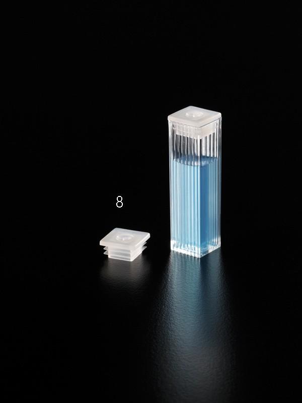 Tapón para cubetas espectrofotometría