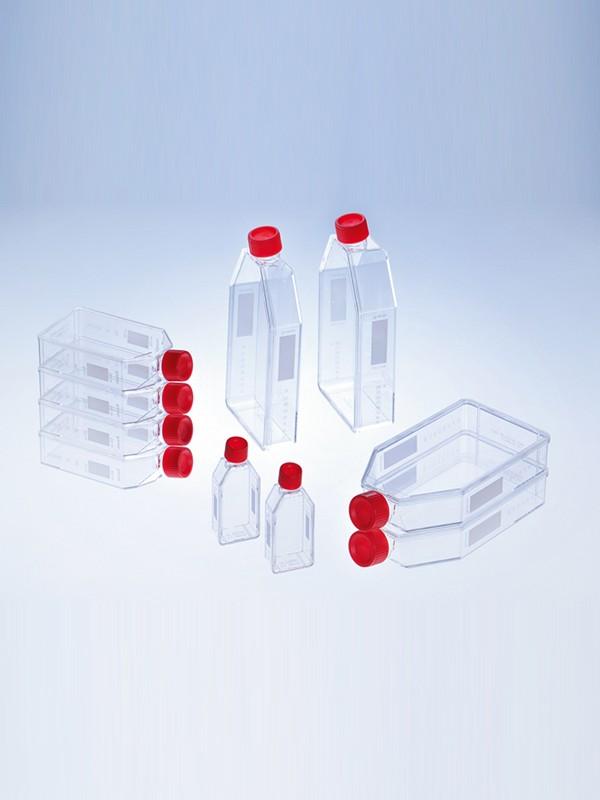 Frascos de cultivo celular estándar