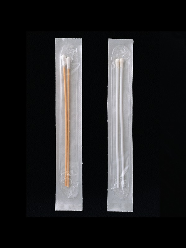 Escobillones estériles (grupos de 2)