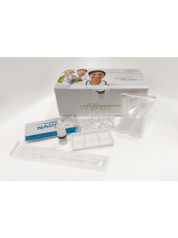 Test rápido para detección de antígenos COVID19