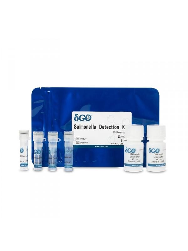 qPCR KITS detección patógeno alimentarios