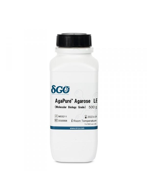 Reactivos geles agarosa