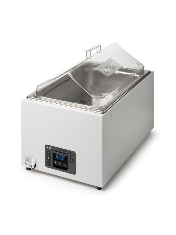 Baño de agua sin agitación con tapa y bandeja Sub Aqua Pro