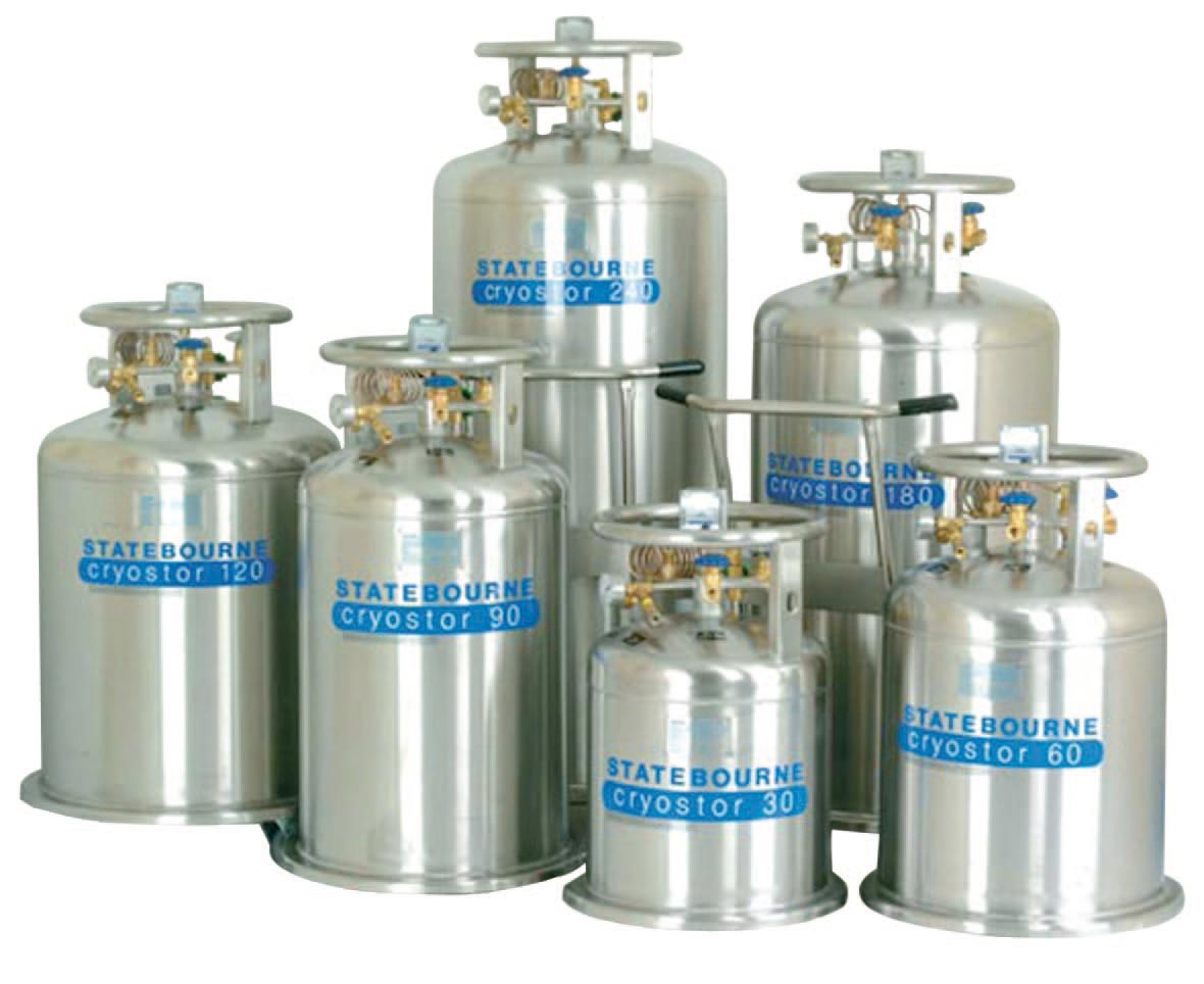 Statebourne Cryostor Series